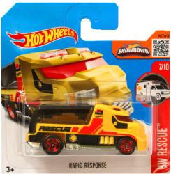 Mattel Hot Wheels City Rapid Response