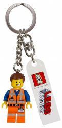 LEGO Emmet kulcstartó 850894