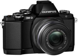 Olympus OM-D E-M10 + EZ-M1442 II R 14-42mm II