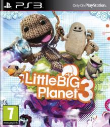 Sony LittleBigPlanet 3 (PS3)