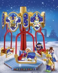 Playmobil Carusel de Craciun (PM4888)