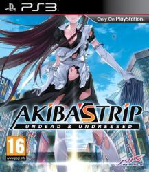 NIS Europe Akiba's Trip Undead & Undressed (PS3)