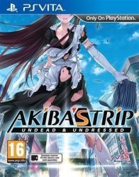 NIS Europe Akiba's Trip Undead & Undressed (PS Vita)