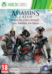 Ubisoft Assassin's Creed Birth of a New World The American Saga (Xbox 360)