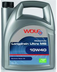 Wolf Vitaltech Ultra 10W40 5L