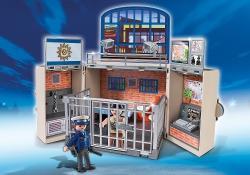 Playmobil Statie de Politie (PM5421)