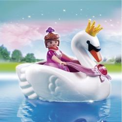 Playmobil Princesa cu Barca Lebada (PM5476)