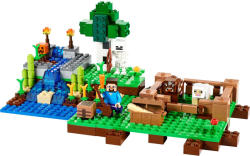 LEGO Minecraft - Micro World - A farm (21114)
