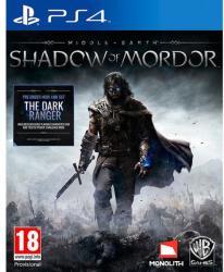 Warner Bros. Interactive Middle-Earth Shadow of Mordor (PS4)