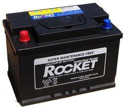 Rocket 12V 78Ah 660A Bal+ (57819)