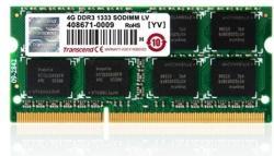 Transcend 4GB DDR3 1333MHz TS512MSK64V3H
