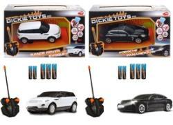 Simba Toys Dream Car - Range Rover Evoque 1:24