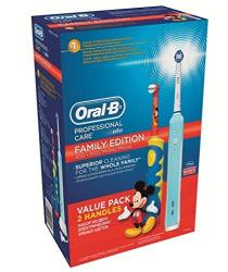 Oral-B Family Edition Duopack PC 500+D10