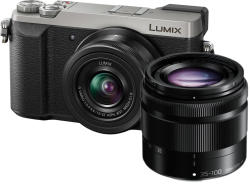 Panasonic Lumix DMC-GM5W + 12-32mm + 35-100mm