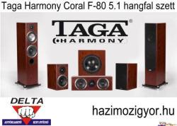 TAGA Harmony Coral F-80 5.0