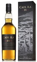 Caol Ila 25 Years Islay Malt Whiskey 0,7L 43%
