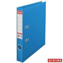 Esselte Standard Vivida Iratrendező 50 mm A4 PP/PP élvédő sínnel kék (624071)
