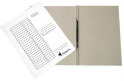 Victoria Gyorsfűző karton A4 fehér (IDPGY01)