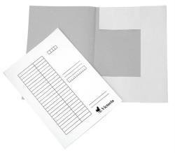 Victoria Pólyás dosszié A4 karton fehér (IDPI01)