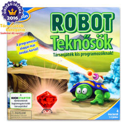 ThinkFun Robot Teknősök