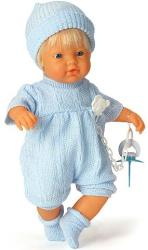 Falca Toys Síró fiú csecsemő baba - 38 cm