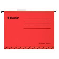 Esselte Pendaflex Standard Függőmappa A4 karton piros (90316/25)