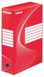 Esselte Standard Archiváló doboz 100 mm A4 karton piros (128422)