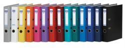 DONAU Szivárvány Iratrendező 50 mm A4 PP/karton élvédő sín nélkűl lila (3950L)