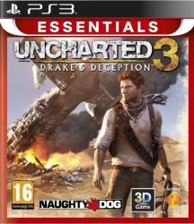 Sony Uncharted 3 Drake's Deception [Essentials] (PS3)