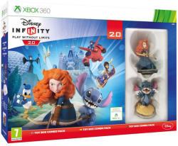 Disney Infinity 2.0 Disney Originals Toy Box Combo Pack (Xbox 360)