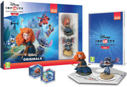 Disney Infinity 2.0 Disney Originals Toy Box Combo Pack (Wii U)