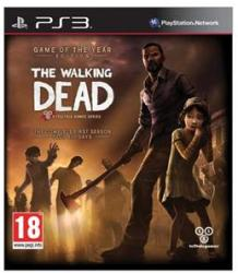 Telltale Games The Walking Dead A Telltale Games Series [Game of the Year Edition] (PS3)