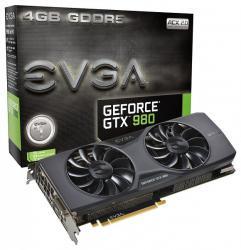 EVGA GeForce GTX 980 ACX 2.0 4GB GDDR5 256bit PCIe (04G-P4-2981-KR)