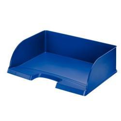 Leitz Plus Jumbo Irattálca oldalt nyitott műanyag kék (52190035)