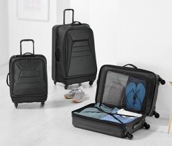 Tchibo Hibrid bőrönd - nagy