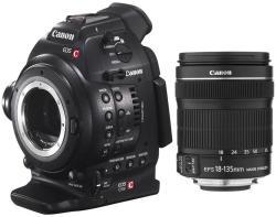 Canon EOS C100 + 18-135mm
