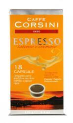 CAFFE CORSINI Espresso Capsule (18x7g)
