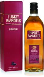 Hankey Bannister Original Whiskey 0,7L 40%
