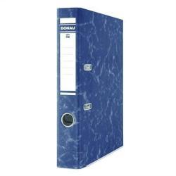 DONAU Eco Iratrendező 50 mm A4 karton élvédő sínnel sötétkék (3847SK)