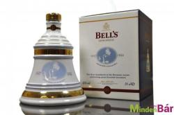 BELL'S 8 Years Decanter Alexander Graham Bell 2001 Whiskey 0,7L 40%