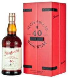 Glenfarclas 40 Years Whiskey 0,7L 46%