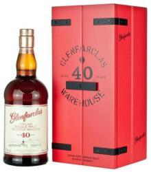 Glenfarclas 40 Years Whiskey 0,7L 46%