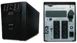 APC Smart-UPS 750VA 600W USB/Serial (SUA750XLI)