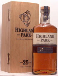 HIGHLAND PARK 25 Years Whiskey 0,7L 45,7%