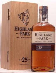 HIGHLAND PARK 25 Years Whiskey 0,7L 45,7%