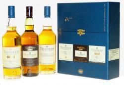 TALISKER Triplepack Whiskey 3x0,2L 49,53%