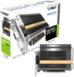 Palit GeForce GTX 750Ti KalmX 2GB GDDR5 128bit PCI-E (NE5X75T00941-1073H)