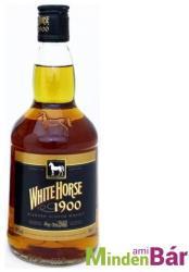 WHITE HORSE 1900 Whiskey 0,5L 40%