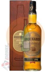 KNOCKANDO 18 Years Whiskey 0,7L 43%