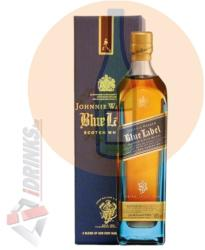 Johnnie Walker Blue Label Whiskey 0,2L 40%